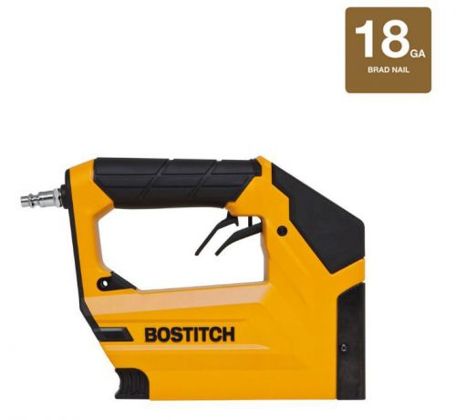Durable lightweight aluminum bostitch 0.625 in 18 gauge pneumatic stapler nailer