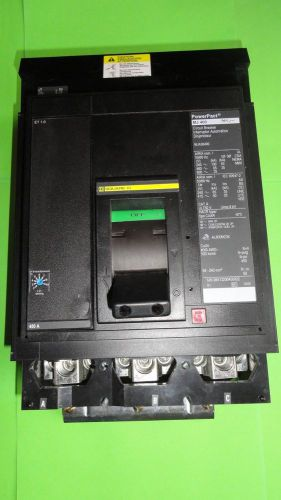 NEW SQUARE D MJA36400 400 Amp I-Line PowerPact Circuit Breaker MJ 400 600V, US $3,120.00 Ц Picture 1