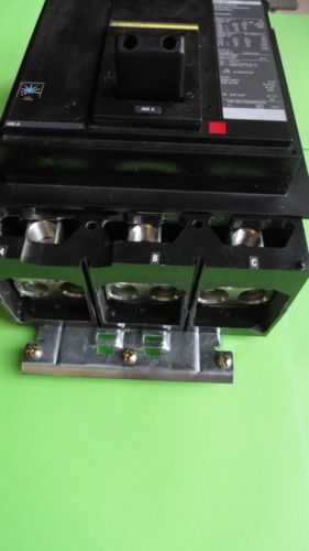 NEW SQUARE D MJA36400 400 Amp I-Line PowerPact Circuit Breaker MJ 400 600V, US $3,120.00 Ц Picture 2