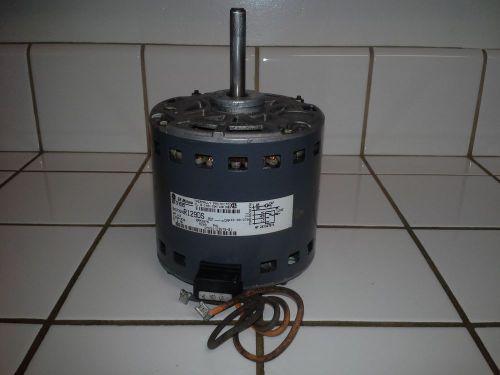 G E  Motors, Rheem Ruud 5KCP39NGR129DS Blower motor hp 1/2