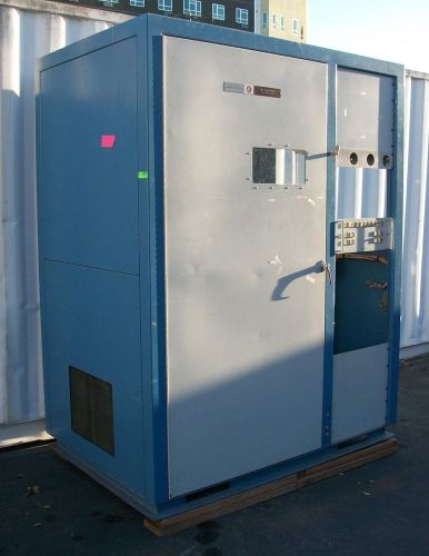 Huge electrical enclosure. steel building. shed room box booth shack