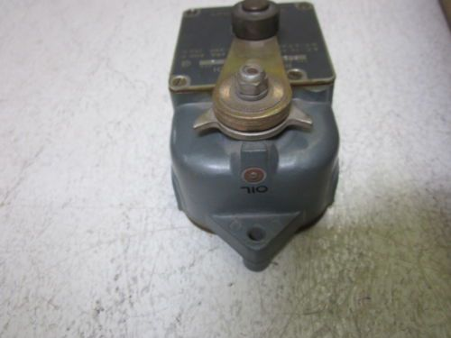 ALLEN BRADLEY 801-ASG17 SER.A LIMIT SWITCH 600V *USED*, US $240.00 � Picture 3
