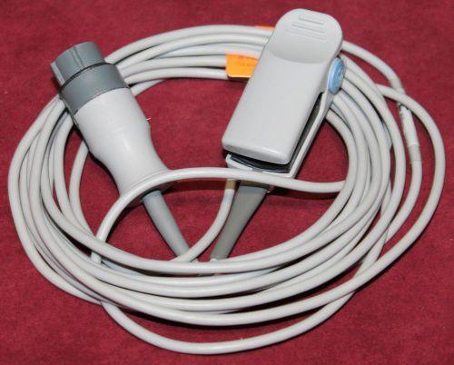 Oridion Microstream Capnostream 20 C02 Sp02 Capnograph