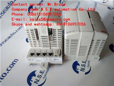 Abb pm861ak01 i/o systems for field installation  elecrical engineering  plc and i/o systems processor unit purchase or repair spe