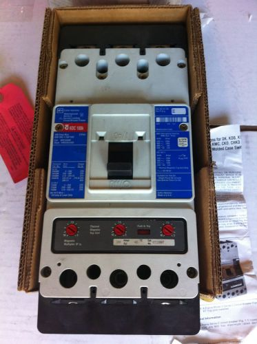 WESTINGHOUSE SERIES C,CIRCUIT BREAKER,KDC 100K,400AMP,600VAC,3 POLE, US $1,750.00 � Picture 1