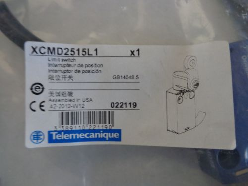 TELEMECANIQUE XCMD2515L1 Limit Switch, New in Package, US $150.00 – Picture 2