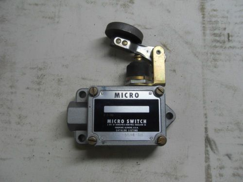 (R2-2) 1 USED MICRO SWITCH BZF23AN4RH, US $57.22 � Picture 2