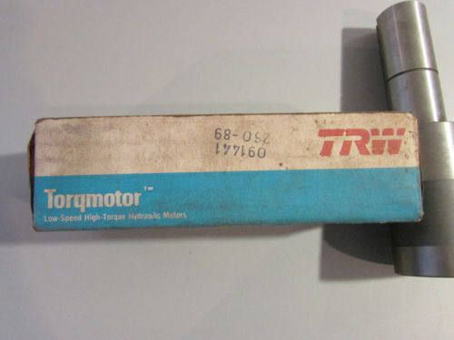 TRW Ross Torqmotor 091441 260-89 Hydraulic Motor Shaft   TZSupplies com