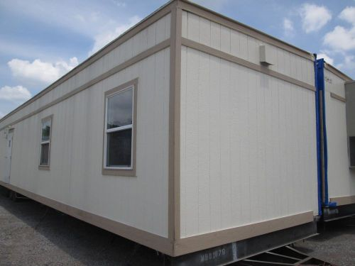 Used 2005 doublewide mobile classroom building (24'x70' box) s#1078-9 - kc