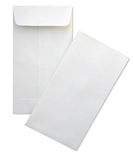 "#3 coin / small parts white envelopes 2 1/2 x 4 1/4"" 24lb 500/box mc315nw"