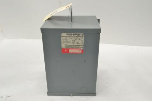 Square d 3s40f dry type 3kva 1ph 432v-ac 120v-ac transformer b237903