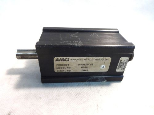Amci model ht-20 transducer repaired by factory