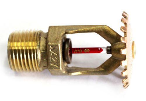 Victaulic V2704 Quick Response Brass Upright Fire Sprinkler Heads 1
