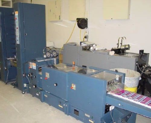 Bourg bstd twin tower & bookletmaker digital pre-collated set feeder included