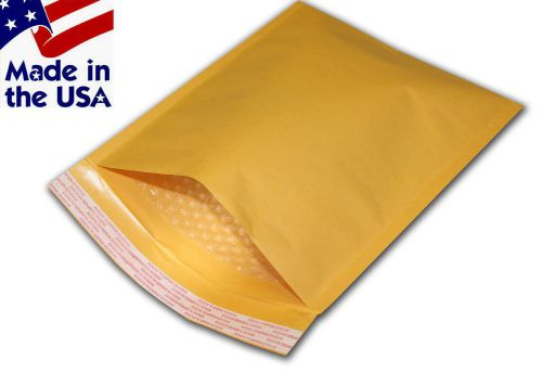 "600 #1 7.25x12 kraft bubble mailers padded envelop 7.25""x12"""