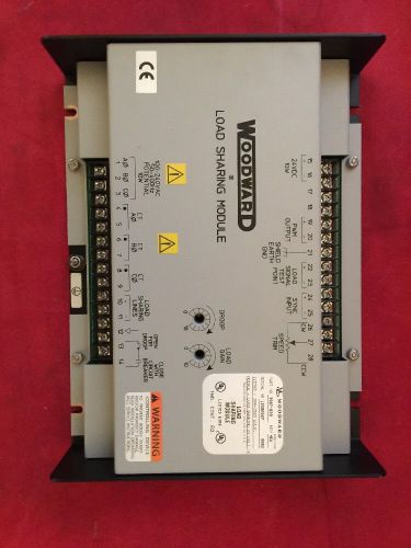 Woodward load sharing module 9907-838
