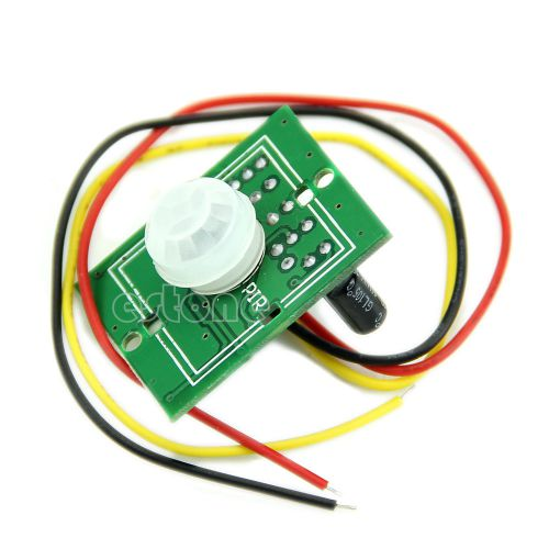 How to use Pyroelectric Passive Infrared Sensors PIR