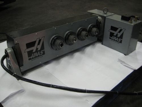 ORDER HAAS 5th AXIS ROTARY TABLE INDEXER T5C4 BRUSH