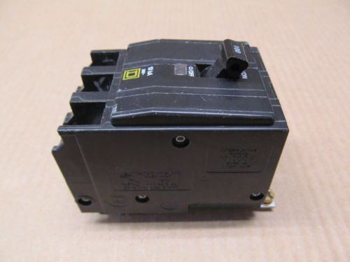 1 SQUARE D QOB QOB3100 100 AMP 3 POLE 240 VAC CIRCUIT BREAKER, US $29.50 � Picture 2