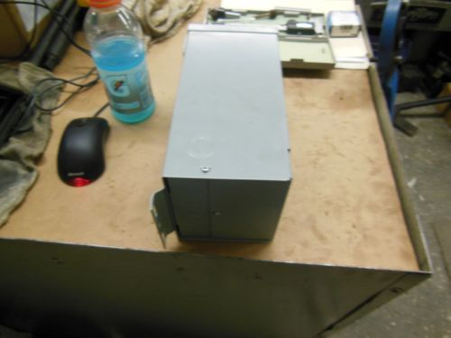 """NEW"" But Selling as Used Acme Transformer (SEE PICTURES) Model #111684, US $200.00 � Picture 5"