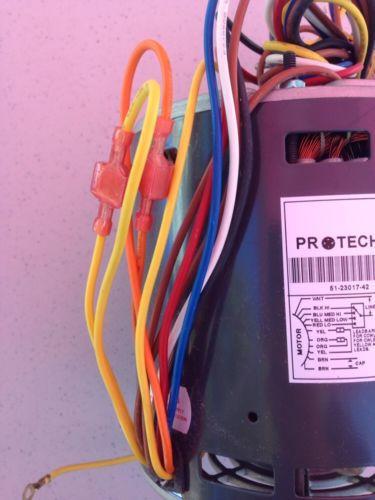 Rheem Ruud 51-23017-42 3/4HP,115Volt, 1075RPM Blower Motor