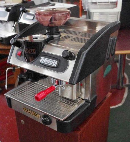 Novella Padova Espresso Cappuccino Machine