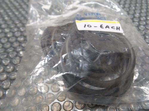 Viton 75 2-329 size 329 black o-ring - 10 pcs - nos