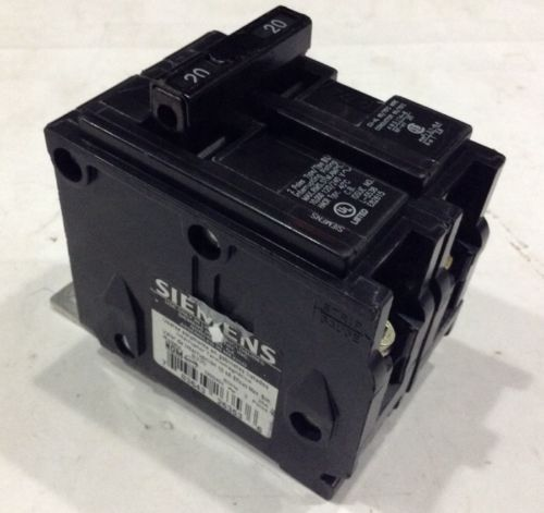 B220 Siemens / ITE Type BL Bolt-On Circuit Breaker 2 Pole 20 Amps 240V, US $12.99 – Picture 2
