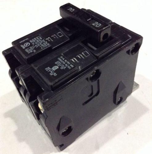 B220 Siemens / ITE Type BL Bolt-On Circuit Breaker 2 Pole 20 Amps 240V, US $12.99 – Picture 3
