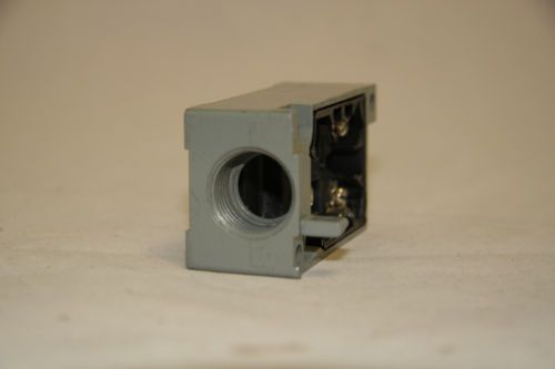 Cutler Hammer E50RA Limit Switch Receptacle Series A1 New E50, US $30.00 � Picture 3