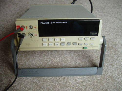 Tlmtres laser Fluke 424D, 419D et 414D - PDF