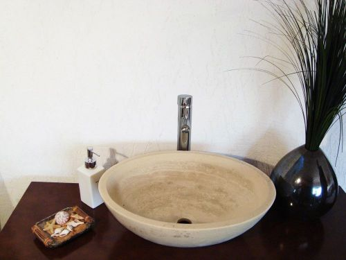 Lot of more than 500 mixed marble vessel sinks