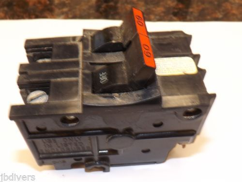 Federal Pacific 60-Amp 2-Pole 240-Volt NA STAB-LOK Circuit Breaker � Picture 4