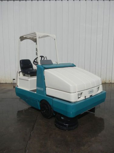 TENNANT 6600 PARKING LOT WAREHOUSE POWER SWEEPER – Picture 1