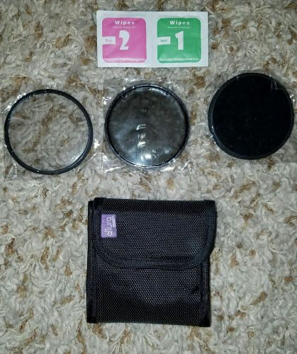 77mm altura photo professional photography filter kit (uv, cpl polarizer, neutra