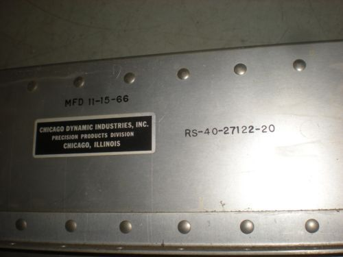 Chicago Dynamic Industries RS-40-27122-20 Rotary Switch - 18 Pole - 6 Position � Picture 4