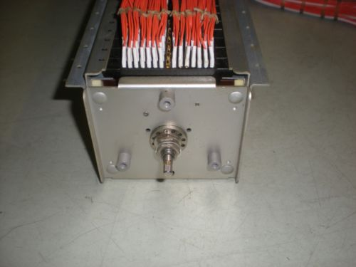 Chicago Dynamic Industries RS-40-27122-20 Rotary Switch - 18 Pole - 6 Position � Picture 6