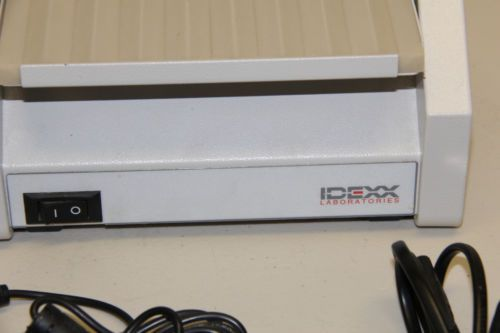 IDEXX Laboratories Blood Tube Rocker Brand New! PN 98-25687