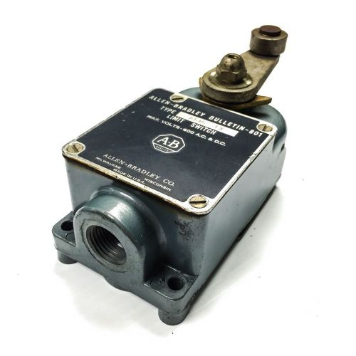 Allen bradley asn2-1x limit switch