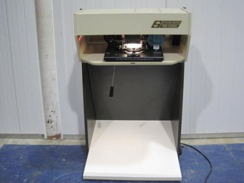 Northwest microfilm nmi 2020a library researcher 16/35mm microfiche reader down
