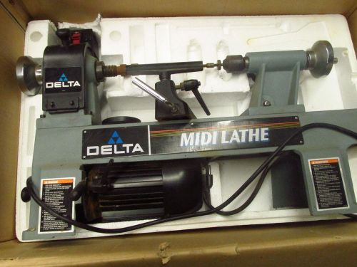 delta mini lathe, wood working equipment � Picture 1