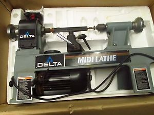 delta mini lathe, wood working equipment � Picture 2