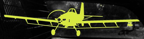Air tractor at-502b- vinyl decal - premium indoor & outdoor application