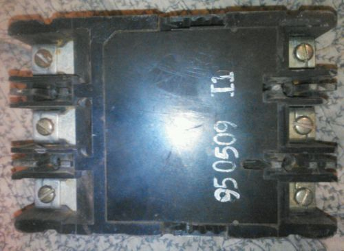 Westinghouse Series C Industrial Circuit Breaker FD3015 Blue Label NNB  600VAC � Picture 2