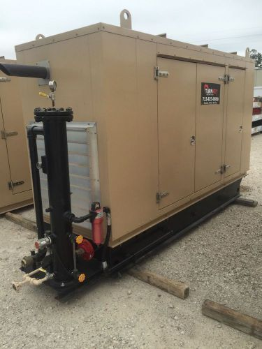 Caterpillar g3306na natural gas generator set-85kw-480v