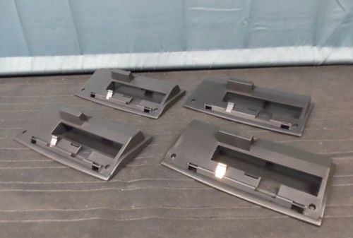 Lot of 4 avaya nortel m3903 m3904 replacement stands bases!