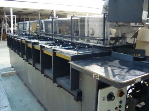Theisen & bonitz suction collator collating machine