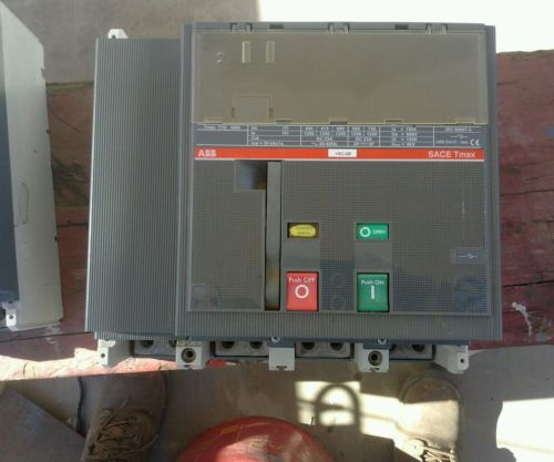 ABB TMAX SACE 1600 T7D 1600 Circuit Breaker  IEC 60947-3 Isolation  T7-T7M-X1, US $400.00 � Picture 2