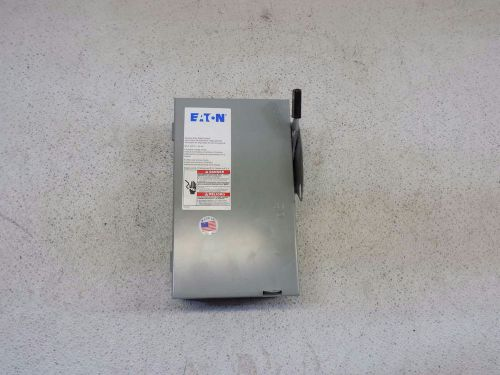 Eaton dg321ngb general duty safety switch