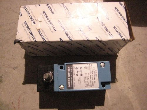 New honeywell freeport micro heavy duty limit switch lsa1a 10a 600 vac
